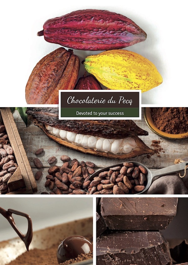 Catalogue Chocolaterie du Pecq
